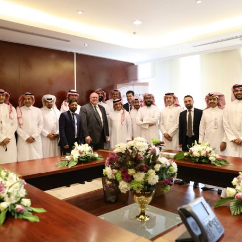 Al Khair Capital Saudi Arabia holds a celebration for…
