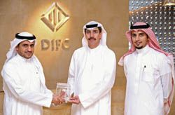 Receiveing a License to Operate from Dubai International Financial Center
