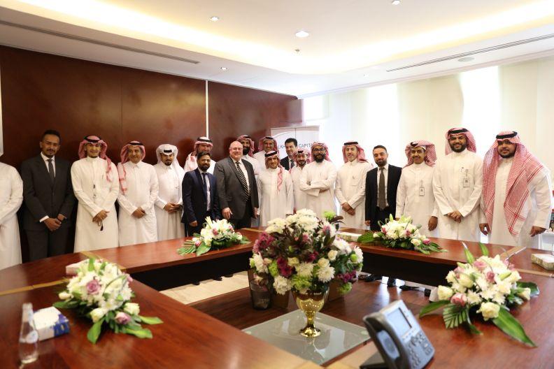 Al Khair Capital Saudi Arabia holds a celebration for its employees